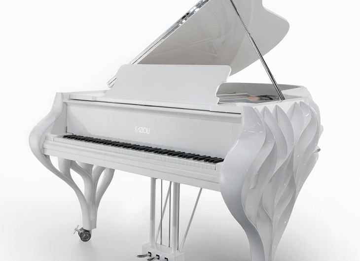 Fazioli Pianoforti | The Butterfly